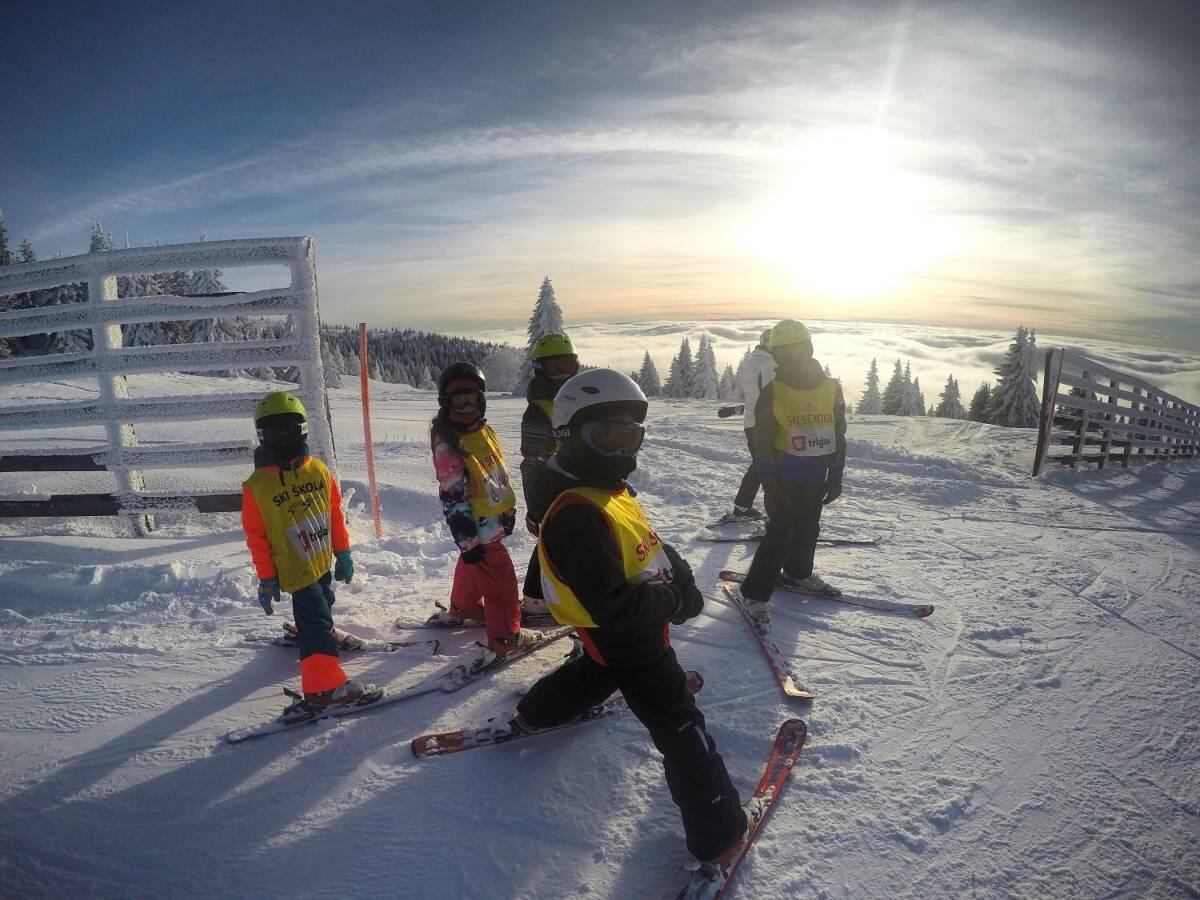 Ski kamp 2022